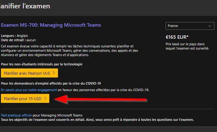 Passer une certification Microsoft gratuitement (Ou presque)